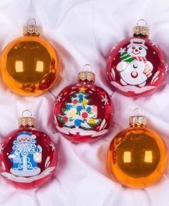 Christmas Ornaments Set Magic